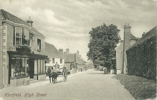 High St looking east