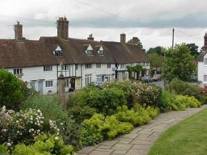 High street from mem garden