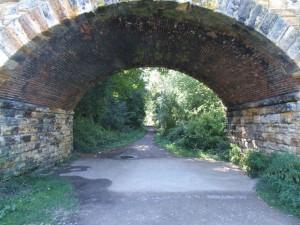 Railway bridge now