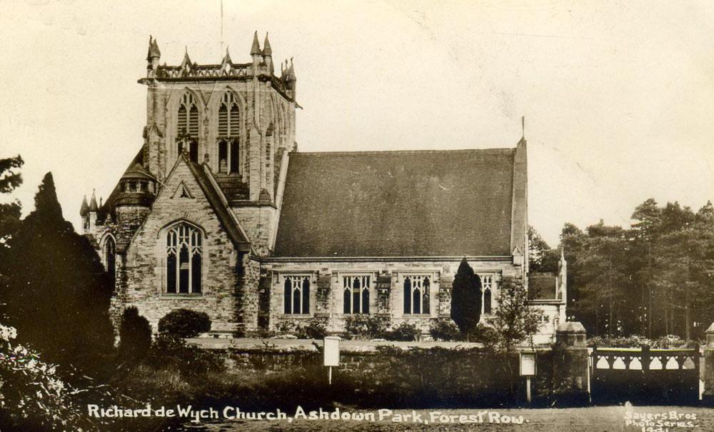 Richard de Wych church