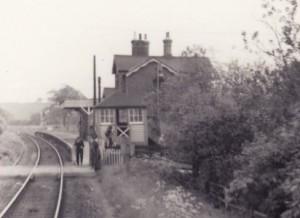 Withyham station  - Version 2